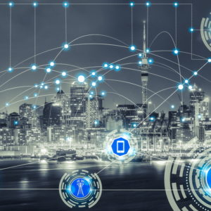 New Tech Bonanza Will Be the Digital Takeover of Cities