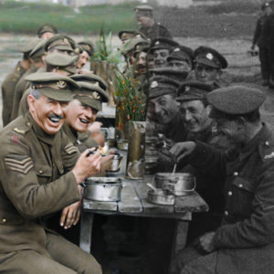 'They Shall Not Grow Old' — Restoring the Battlefield, Not the Film