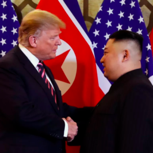 Trump-Moon Summit Almost an Afterthought
