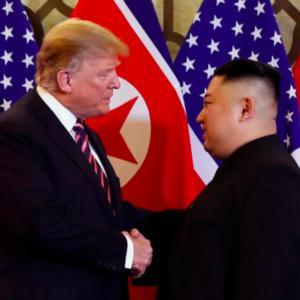 A Trump-Kim Photo-Op at Panmunjom?