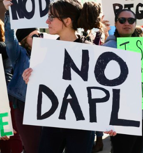 Pipeline Protests Go Too Far