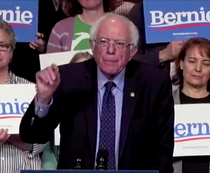 Is Bernie Sanders The 'Donald Trump' of 2020 Democratic Party?