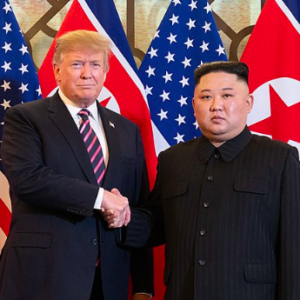 On North Korea, Trump's Playing A Losing Game With His Critics