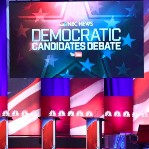 The First 2020 POTUS Debate Is Less Than 90 Days Away. Here's What We Know: