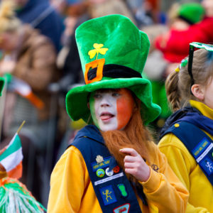 St. Patrick's Day and the Irishing of the World