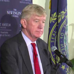 "POLL: Weld Closing In On ""Buchanan Benchmark"" In New Hampshire"