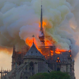 Can You Mourn a Building? Yes, If It's Notre Dame