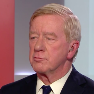 It's Official: Bill Weld Is In, And He's Not Holding Back
