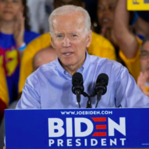 Biden's Blowing Out Bernie…In New Hampshire?