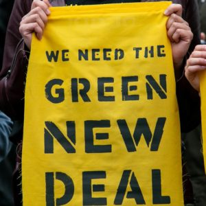 "Democrats Abandon Obama-Era Energy Policy For ""Radical"" Green New Deal Approach"