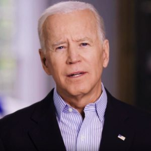 Joe Biden Goes Old School As The Establishment Candidate in 2020 Primary