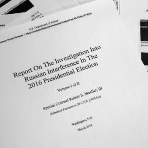 Mueller Report Re-Opens Debate Over Government Access to Tech Encryption Keys