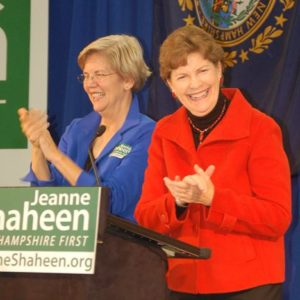 How 'Bipartisan' Is Sen. Jeanne Shaheen? We Have the Data.
