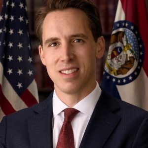 Sen. Josh Hawley, Tech Experts Slam Google, Social Media at Tech Event