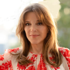 Marianne Williamson, Tea Party Progressive?