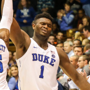 Zion Williamson in the Center of National Discourse