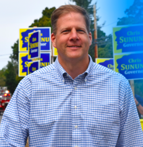 Governor Sununu: I Would Beat Shaheen, But I'm Running For Re-Election