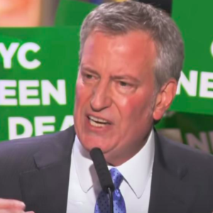 Bill de Blasio Brings The 2020 Dem Candidate Count to 24, But He's Already #1!