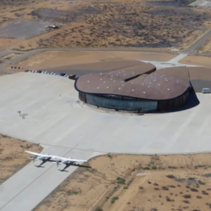 The Sky's The Limit: Virgin Galactic Moves to Southern New Mexico