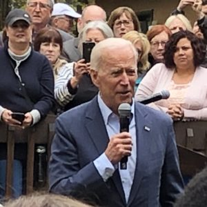 The One Word NH Wants to Hear in Biden's Inaugural Address Is…
