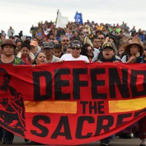Study Looks At Social Costs Of Activist Protestors Against DAPL