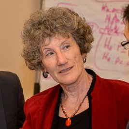 AUDIO: Sen. Dietsch Repeats Her Call for NH Income Tax, Labels It a 'Fairness Tax'