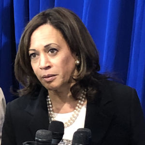 NH Conservative Group To Greet VP Harris in Granite State With 'Wrong Border' Ad