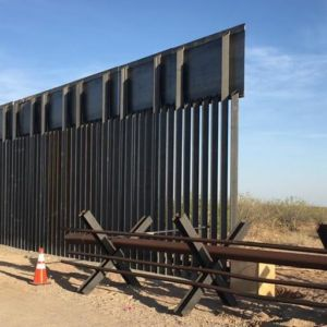 Bannon-Chaired Group Builds Border Fence on Private New Mexico Land