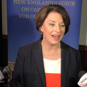 """Is """"Not Too Far"""" Far Enough for Klobuchar to Win Dem Primary?"""