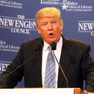 What's Waiting for President Trump in New Hampshire?