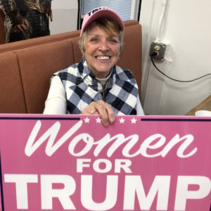 NH Republicans Are Pumped Up For Trump