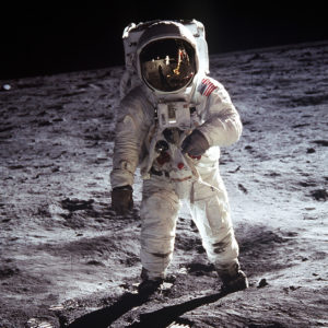 Spacesuits, Shmacesuits; No Need for Human-Led Forays into Space