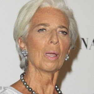 Christine Lagarde's Forthcoming Baptism by Fire
