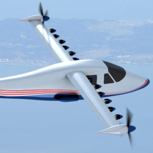 Up, Up and Away — Electricity Takes to the Skies