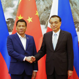 Philippines Toothless in Quarrel With China
