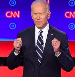 Joe Biden Stumbles, But Doesn't Fall, In Latest Debate