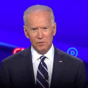 Biden Stumbles, But Doesn't Fall, In Latest Debate