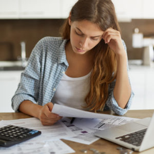 72 Percent of Credit-Challenged Americans Set Back by COVID-19