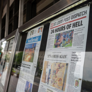 Counterpoint: We Need Newspapers More Than Ever, and They Need a Stimulus