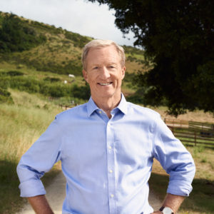 Steyer's Early-State Surge Could Be a Sign of Things to Come