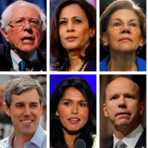 Guess Which 2020 Democrat Is Outperforming in New Hampshire?