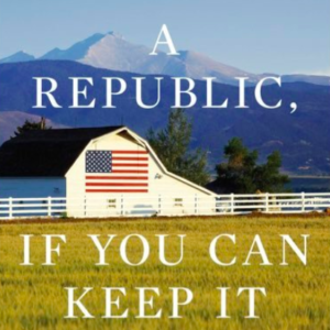 Book Review: 'A Republic, If You Can Keep It,' by Justice Neil Gorsuch