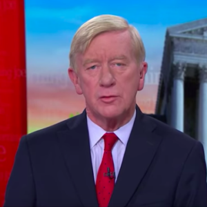 Weld Accuses President Trump of Treason, Calls for the Death Penalty