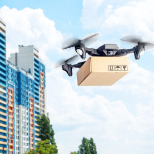 The Invasion of Cities by Drones Is Underway