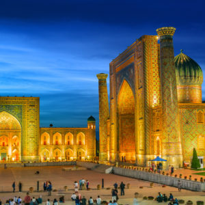 Uzbekistan Transforming Old Silk Road Cities to Smart Cities