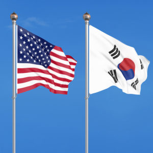 A Historical Comparison — Korea and the U.S.