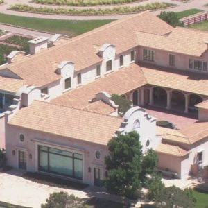 New Mexico Seizes State-Owned Land From Epstein's 'Zorro Ranch' Estate