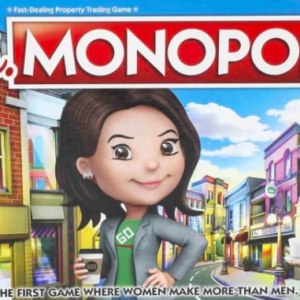 Ms. Monopoly's Feminism Isn't Good for Anyone