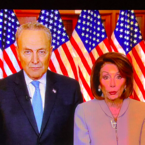 Forget the #Resistance, Chuck; Focus on Your Job