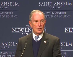 Bloomberg's 2020 Tease a 'Damning Message' on Democratic Field